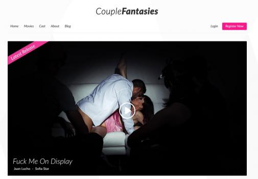 CoupleFantasies - SiteRip