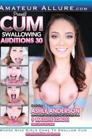 Cum Swallowing Auditions 30