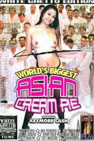 World's Biggest Asian Cream Pie
