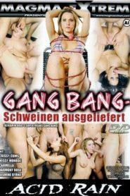 Gang Bang: Schweinen ausgeliefert