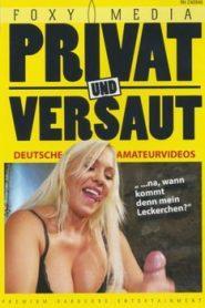 Privat und versaut Deutsche Amateurvideo