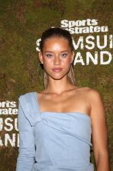 Chase Carter - Sports Illustrated Swimsuit Island at the W Hotel in Miami 12/7/17