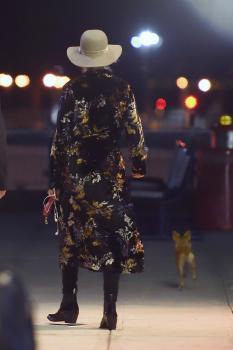 Jennifer Lawrence at JFK 11/21/17 10