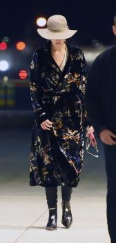 Jennifer Lawrence at JFK 11/21/17 11