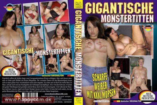 Gigantische Monstertitten
