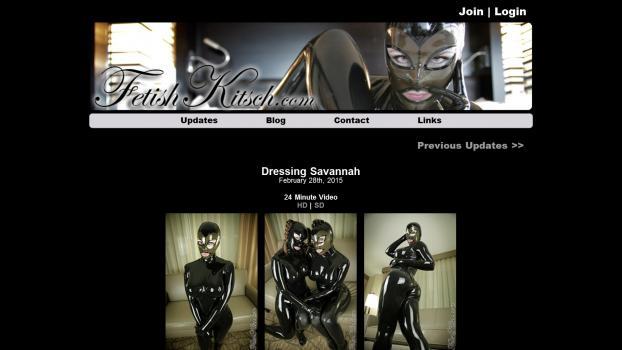 FetishKitsch.com - SiteRip