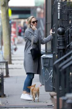 Jennifer Lawrence out in NYC 12/20/17 1