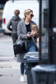 Jennifer Lawrence out in NYC 12/20/17 4