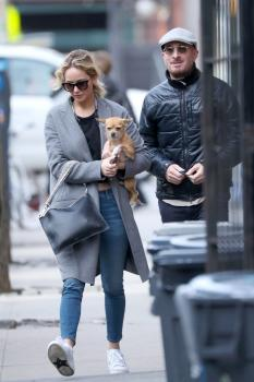Jennifer Lawrence out in NYC 12/20/17 7