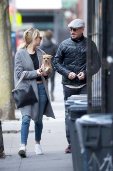 Jennifer Lawrence out in NYC 12/20/17 8