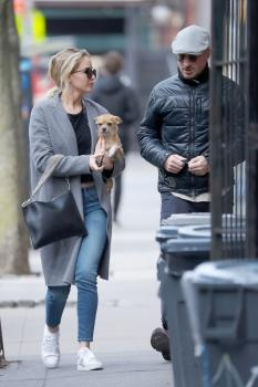 Jennifer Lawrence out in NYC 12/20/17 10