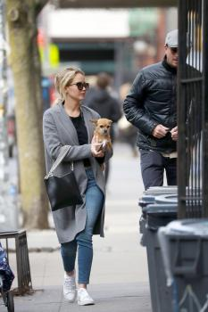 Jennifer Lawrence out in NYC 12/20/17 11