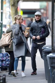 Jennifer Lawrence out in NYC 12/20/17 12