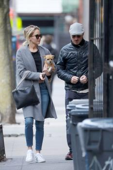 Jennifer Lawrence out in NYC 12/20/17 13