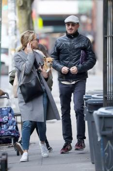 Jennifer Lawrence out in NYC 12/20/17 14