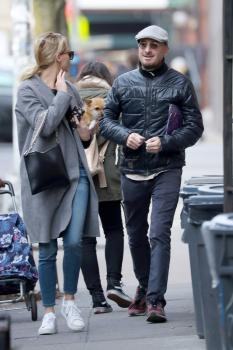 Jennifer Lawrence out in NYC 12/20/17 16