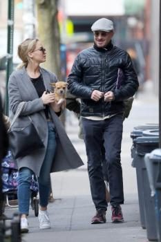 Jennifer Lawrence out in NYC 12/20/17 18