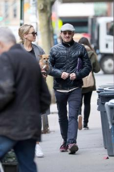 Jennifer Lawrence out in NYC 12/20/17 20