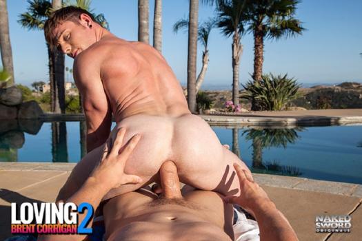 Loving Brent Corrigan 2 (with JJ Knight) (Bareback)