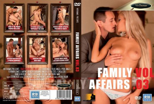 Family Affairs Vol.3