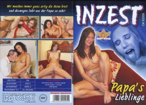 Inzest - Papa's Lieblinge