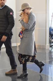 Jennifer Lawrence at JFK 12/30/17 7
