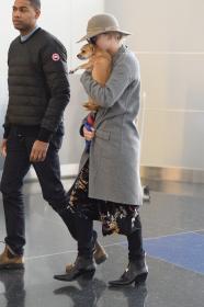 Jennifer Lawrence at JFK 12/30/17 8