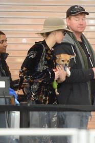 Jennifer Lawrence at JFK 12/30/17 15