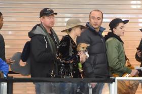 Jennifer Lawrence at JFK 12/30/17 16