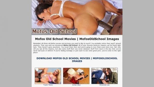 MofosOldSchool – SiteRip